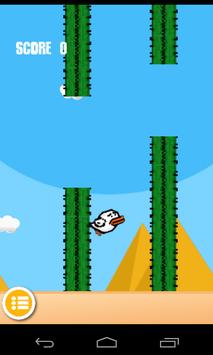 Flappy Ped ( Duck ) screenshot 1