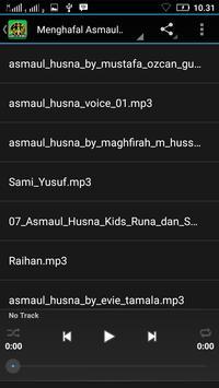 Menghafal Cepat Asmaul Husna apk screenshot