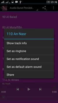 Menghafal Cepat Al Quran JUZ30 apk screenshot