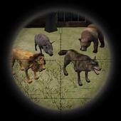 WILD ANIMAL HUNTER 3D icon