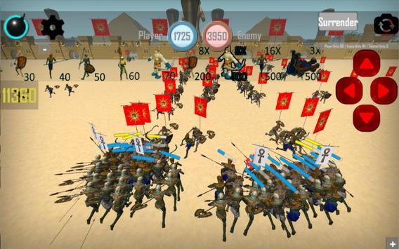 Clash Of Cleopatra apk screenshot