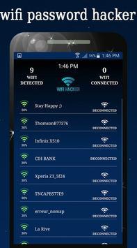 WiFi Password Hacker Simulator poster