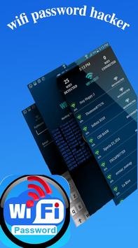 WiFi Password Hacker Simulator apk screenshot
