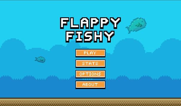 Flappy Fishy apk screenshot