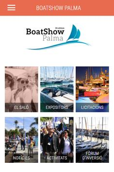 BoatShow Palma poster