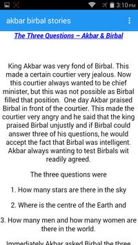 akbar birbal stories скриншот 4