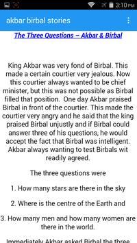 akbar birbal stories ảnh chụp màn hình 4