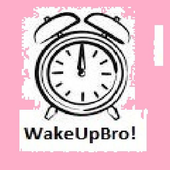 Wake Me Up Bro - Alarm Clock icon