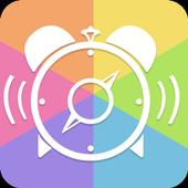 Dream clock icon