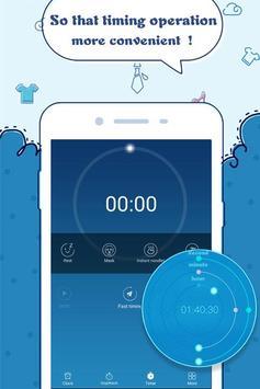 Dream clock apk screenshot