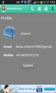 Wake Me App screenshot 4