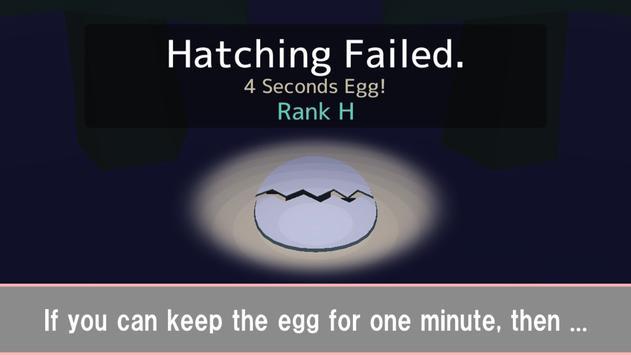 1 Minute Egg -Super Difficult! screenshot 7