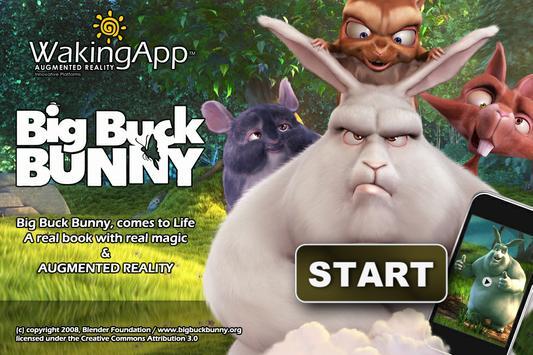 big buck AR poster