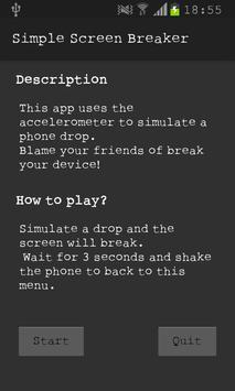 Simple Screen Breaker poster