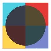 Color Dark icon