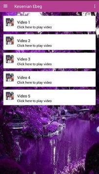 Kesenian Ebeg apk screenshot
