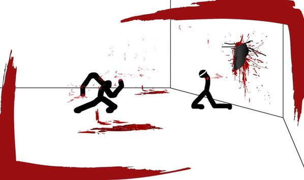 Whack The Stickman apk screenshot