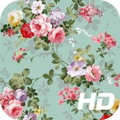 Floral Wallpaper HD icon
