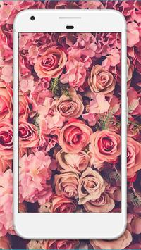Floral Wallpaper HD screenshot 1