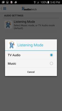 AudioFetch screenshot 2