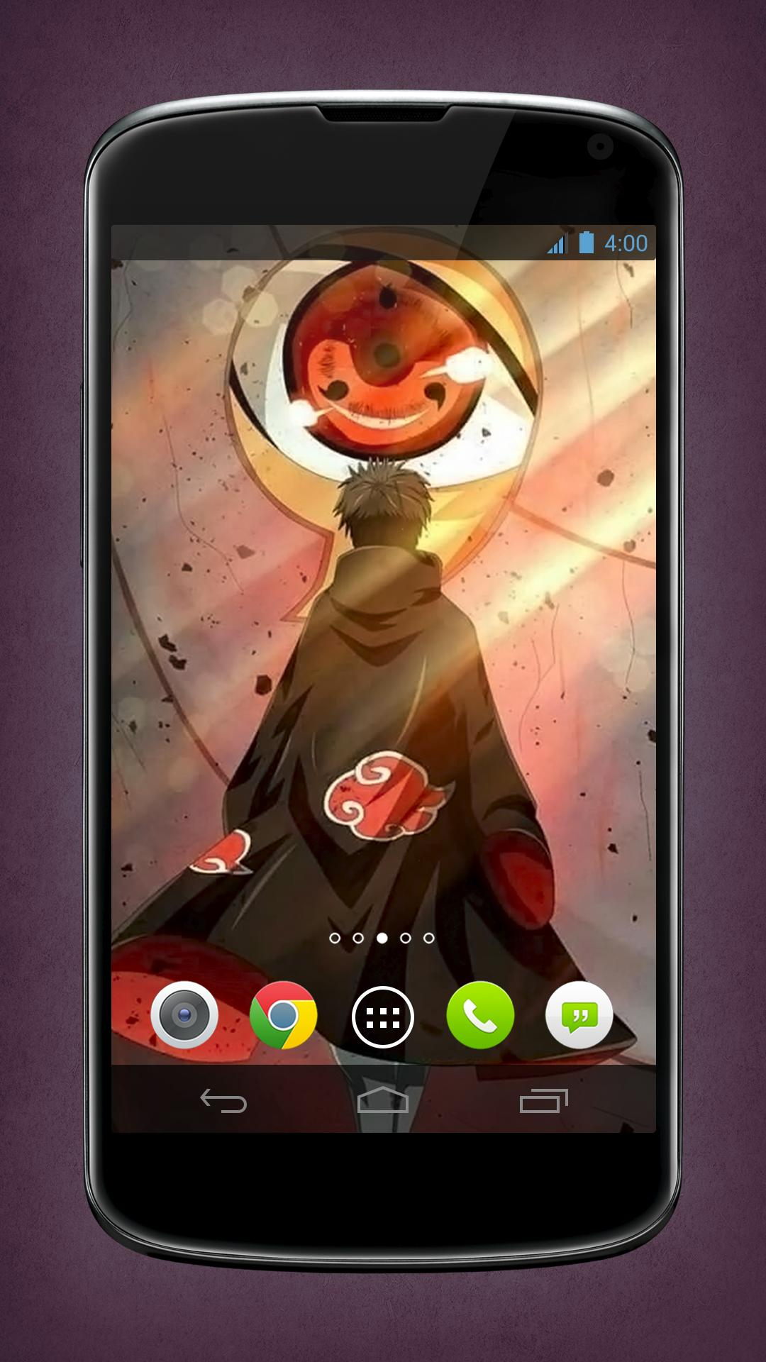 Tobi Obito Uchiha Anime Lock Screen & Wallpapers for Android