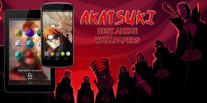 Akatsuki (暁) Anime Lock Screen & Wallpapers poster