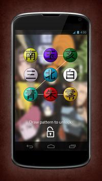 Akatsuki (暁) Anime Lock Screen & Wallpapers screenshot 2
