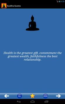 Buddha Quotes apk screenshot