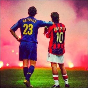 AC Milan vs Inter Milan Wallpaper apk screenshot