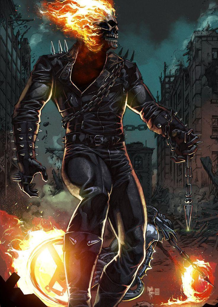Ghost Rider Wallpaper Hd For Android Apk Download