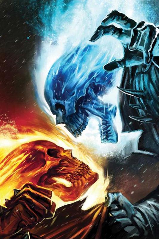 ... Ghost Rider Wallpaper HD screenshot 6 ...