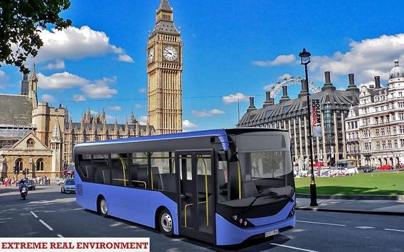 Bus Simulator 3D-2017 poster