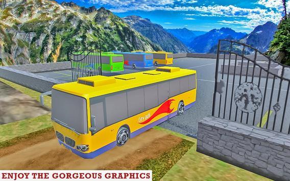 Bus Simulator 3D-2017 apk screenshot