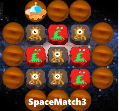 SpaceMatch3 poster