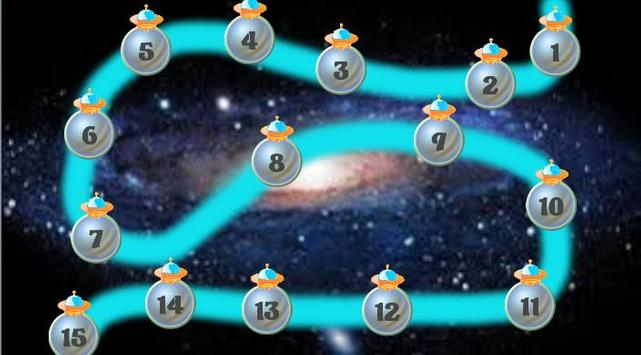 SpaceMatch3 screenshot 1