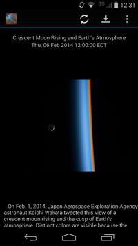 NASA Daily Image poster