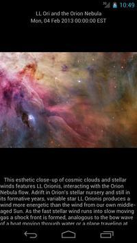 NASA Daily Image screenshot 1