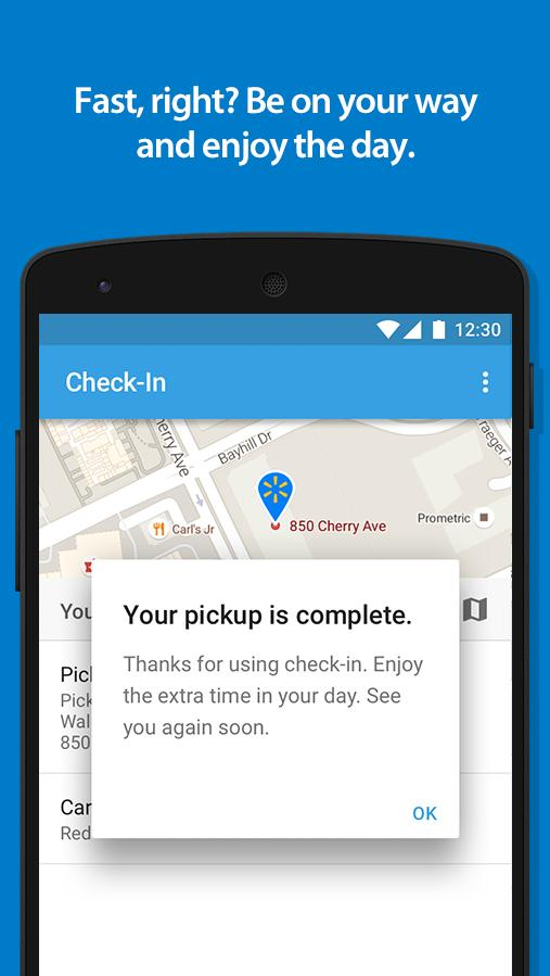 Walmart Grocery Check-In for Android - APK Download
