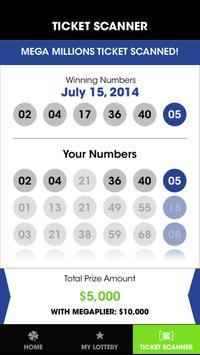Washington's Lottery screenshot 2