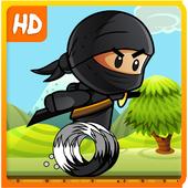 NINJA Amazing Attack icon