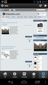 Waloshin.com screenshot 5
