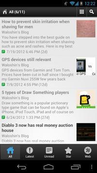 Waloshin.com screenshot 3