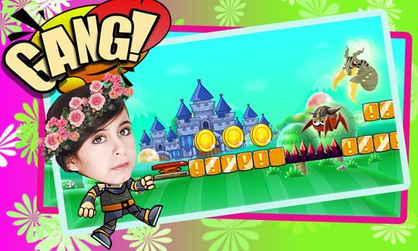 الأميرة وله السحيم في ورطة apk screenshot
