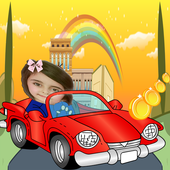 لعبة وله السحيم في السيارة icon