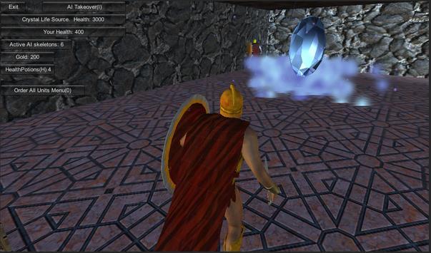 Forest Hard Battle screenshot 10