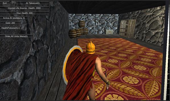 Forest Hard Battle screenshot 7