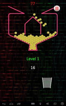 Goblet Chute Balls apk screenshot