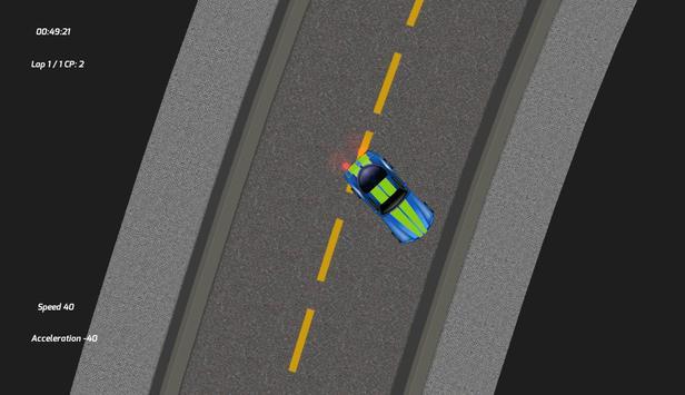 Mini Car Circuit apk screenshot