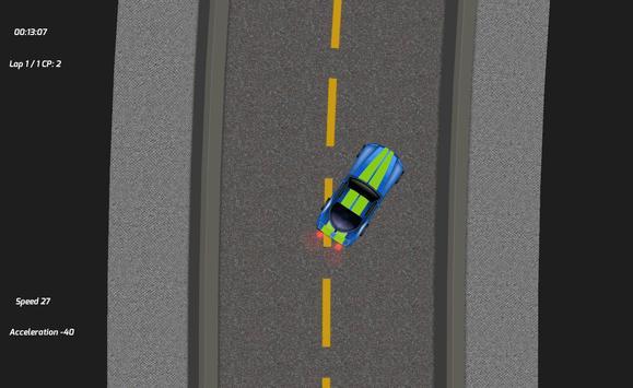 Mini Car Circuit poster
