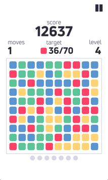 Pop the Blocks HD - action puzzle game screenshot 1